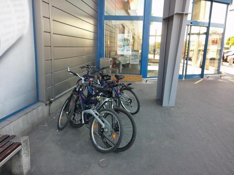 Radom. Centrum Handlowe Echo, ul. Żółkiewskiego