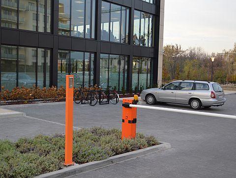 Stojaki rowerowe Radom Office Park