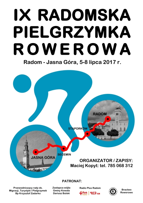 Radom - Częstochowa. IX Pielgrzymka