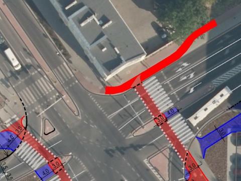 Radom. Przebudowa placu Jagiellońskiego