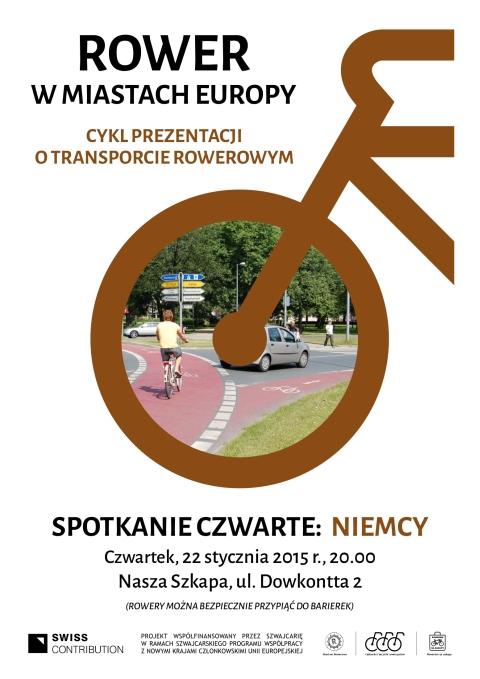 Pokaz zdjęć. Rower w miastach Europy - spotkanie IV - Niemcy