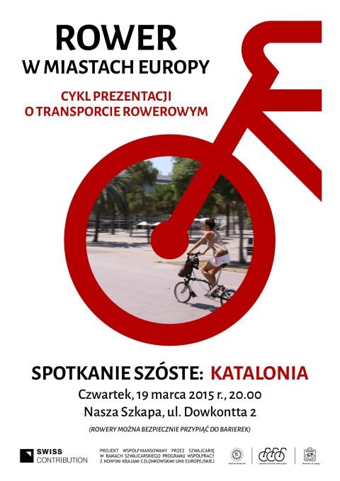 Pokaz zdjęć. Rower w miastach Europy - spotkanie VI - Katalonia