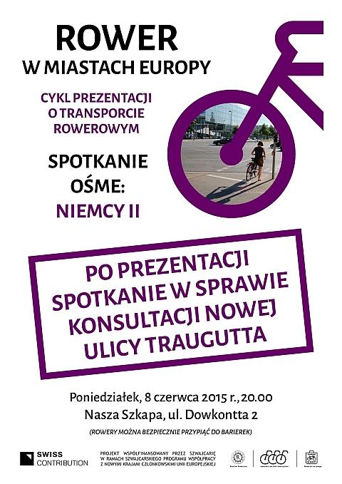Radom. Pokaza zdjęć: Rower w miastach Europy - spotkanie VIII - NIEMCY II