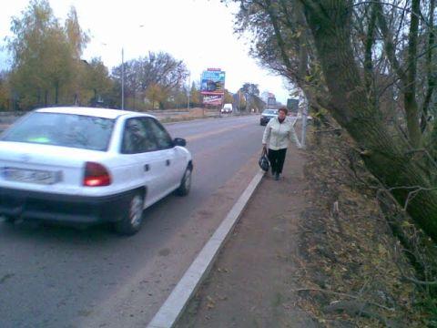 Radom, Budowa drogi dla rowerów na ul. Warszawskiej