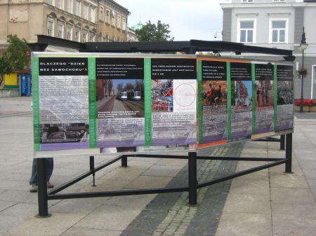 2007 - wystawa na radomskim deptaku