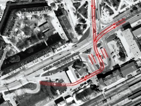 """Radom. Wnioski do sporządzenia miejscowego planu zagospodarowania przestrzennego ,,Dworzec Kolejowy"""""""