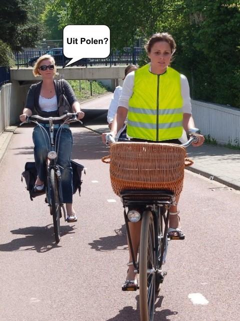 Radom. Elegancja na rowerze