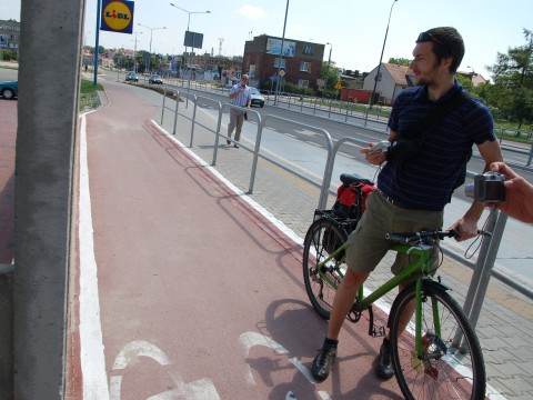 Radom. Spotkanie sieci miasta dla rowerów