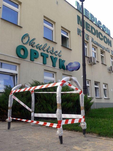 Niepubliczny Zakład Opieki Zdrowotnej MEDICON - adres: ul. Gagarina 1