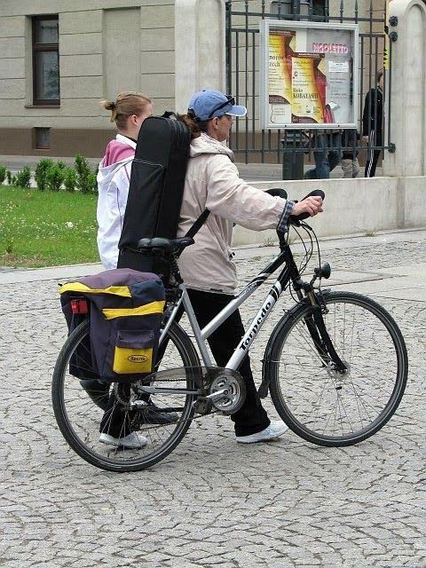 Radom, Muzyk i rower