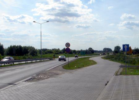 ulica NSZZ Solidarność