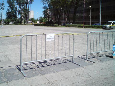 Radom. Plac Jagielloński uwolniony od samochodów