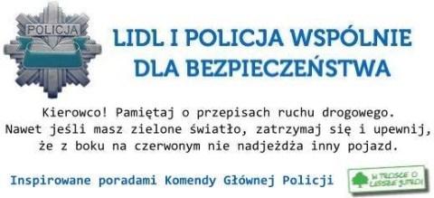 Policja i Lidl czyli afery