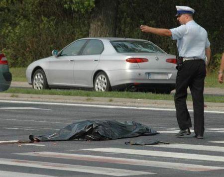 Radom. Śmiertelne potrącenie na ul. Warszawskiej