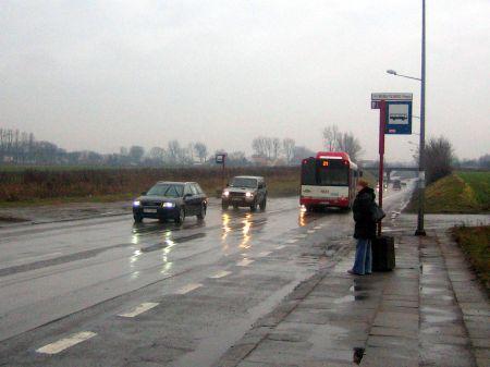 Radom. Przystenek Wojska Polskiego/Poranna