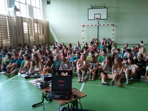 Radom. Rowerowa szkoła 2013
