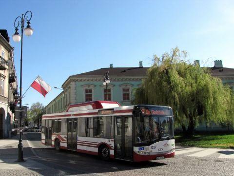 Radom. Solaris Urbino 12