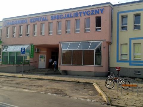 Radom. Radomski Szpital Specjalistyczny