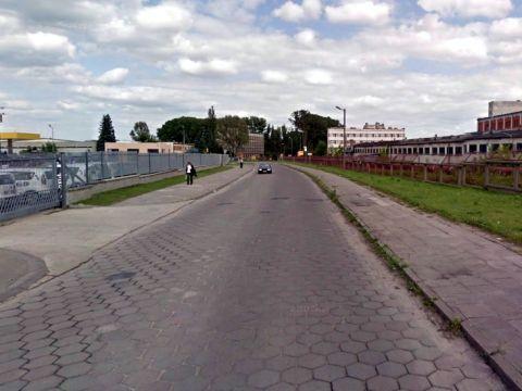 Radom. Ulica Tartaczna