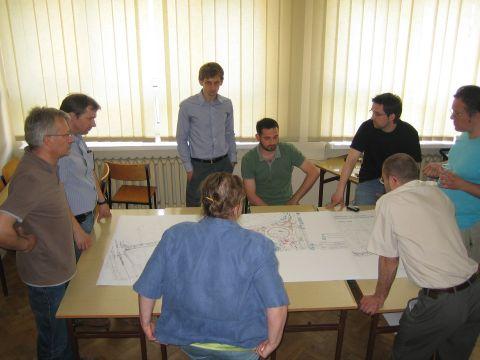 Radom. Szkolenie zasady tworzenia dobrej infrastruktury rowerowej w mieście