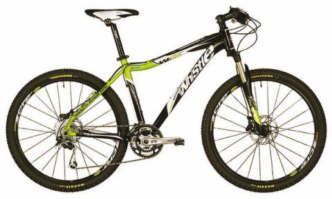 Radom. Skradziony rower WHISTLE ALIKUT 830D
