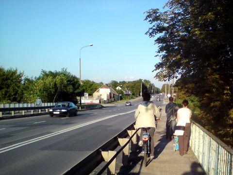 Radom. Wiadukt na ulicy Lubelskiej