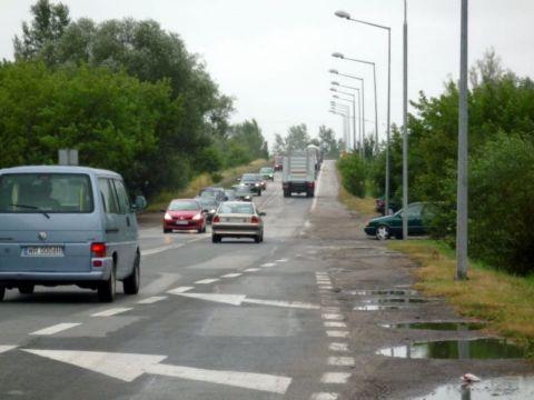Radom. Ulica Wojska Polskiego