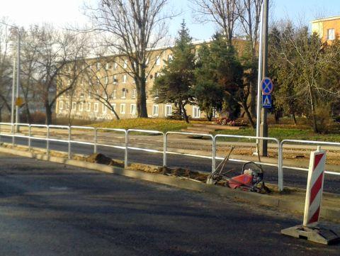 Radom. Przejście dla pieszych zlikwidowane przez MZDiK