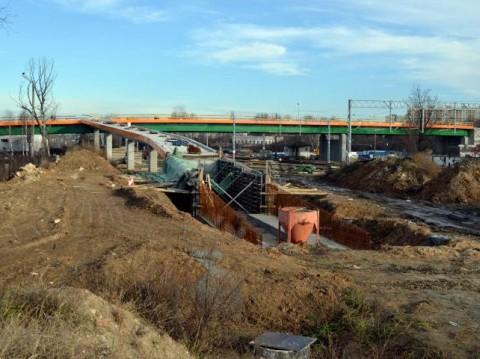 Radom. Droga Rowerowa Południe - dworzec kolejowy