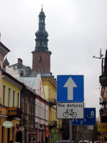 Radom. ul. Rwańska